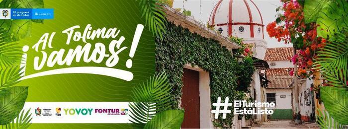 """Arranca estrategia de promoción """"Al Tolima Vamos"""", que busca reactivar el sector turismo de la región"""